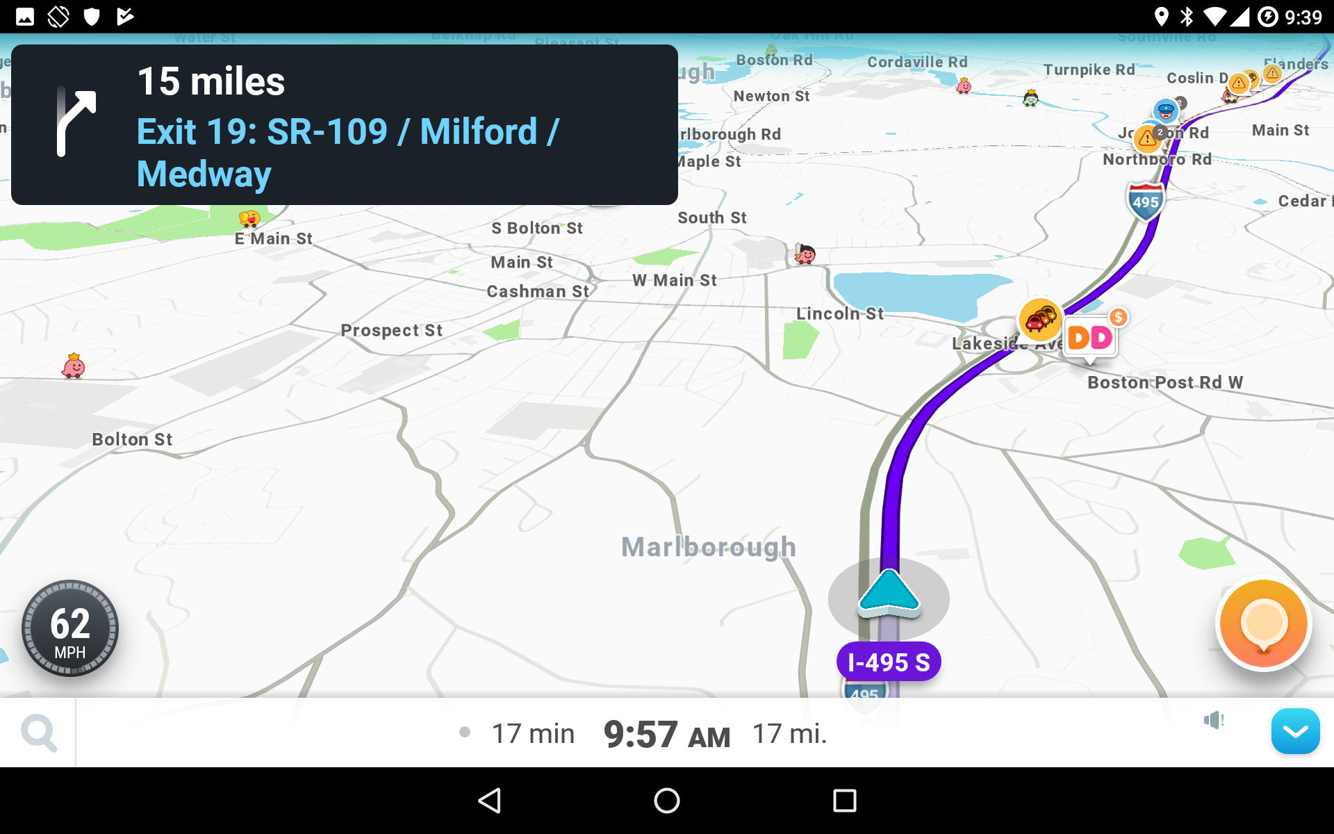 waze com • View topic - Official Feedback Thread: Android v4 32