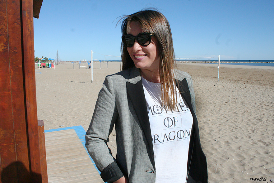 camiseta mother of dragona
