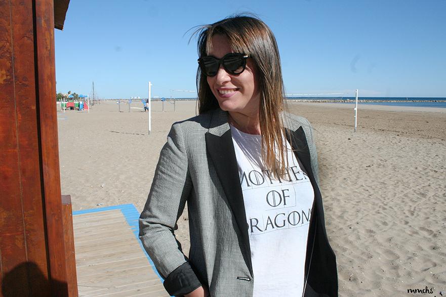camiseta mother of dragona