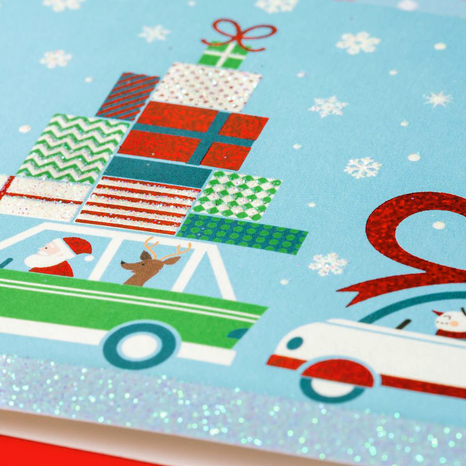 Papyrus - Christmas Card | I worked with Papyrus to create t… | Flickr