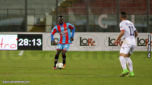 Catania-Cosenza 1-2: le pagelle dei rossazzurri