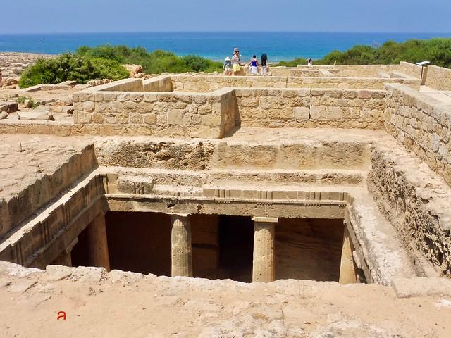 Pafos, Cipro: dal mito di Afrodite alla capitale europea della cultura 2017