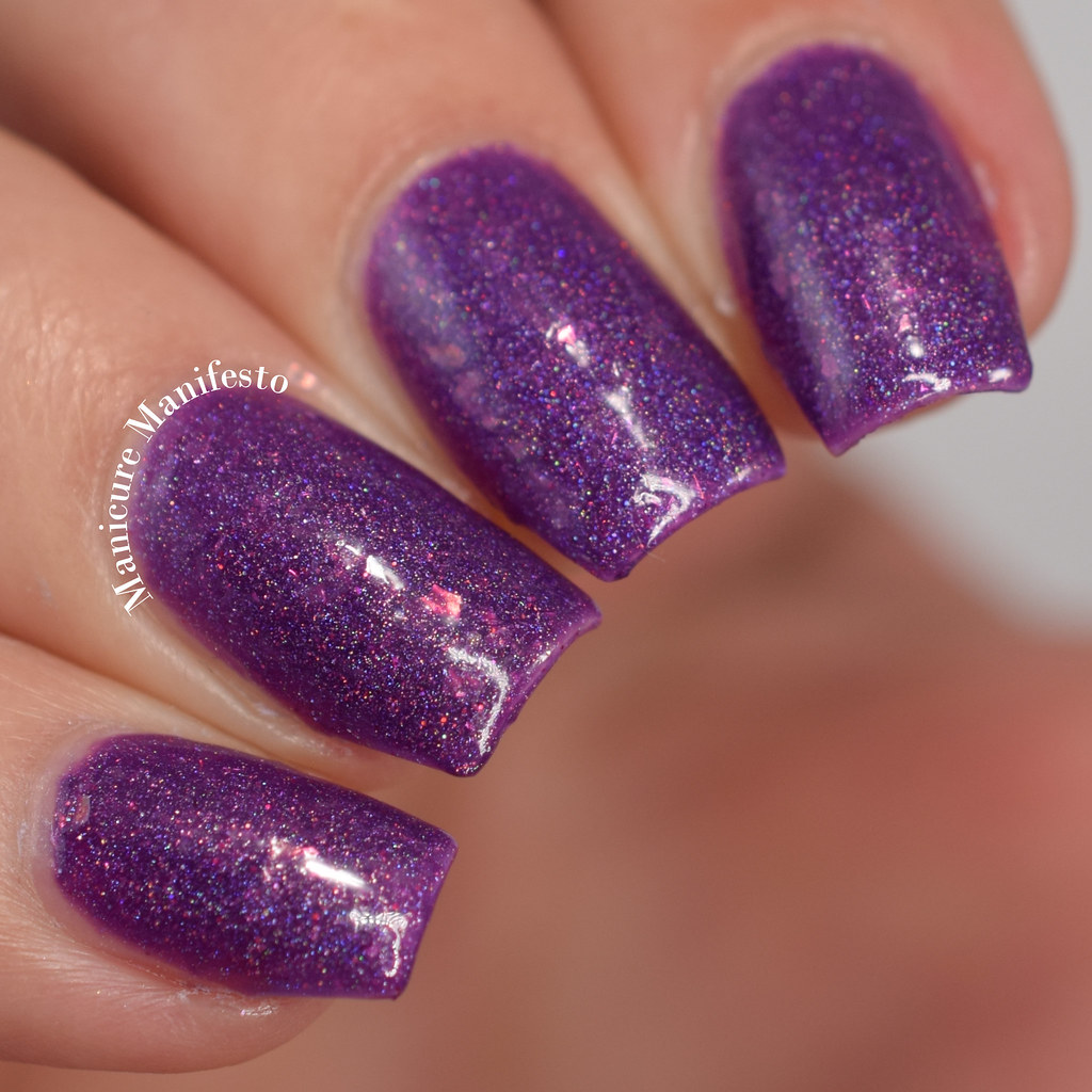 Beyond The Nail Good Grief swatch