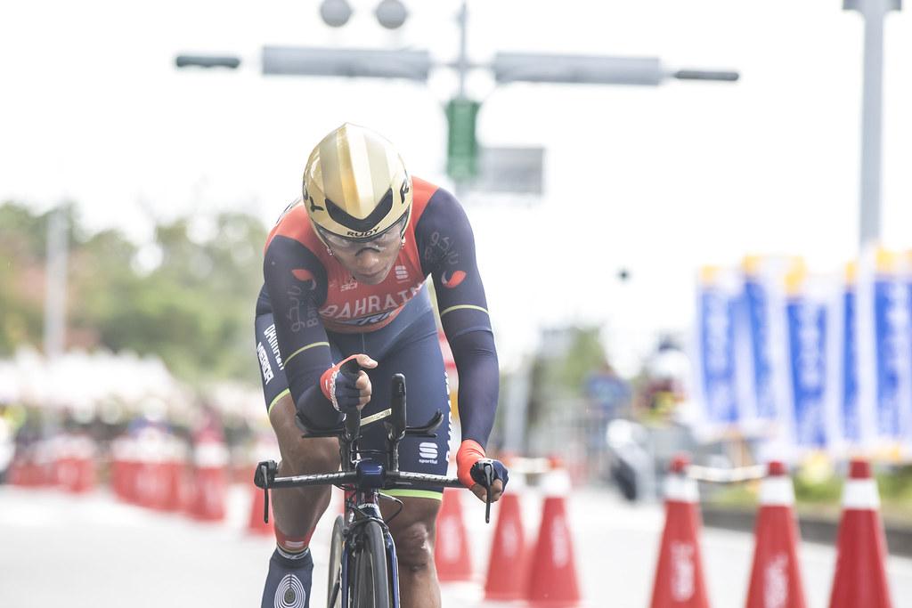 馮俊凱重回全國錦標賽計時項目最速頭銜。(巴林美利達提供)