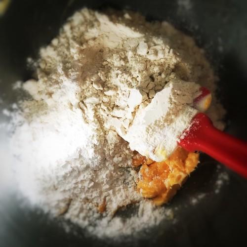 bo lo bao, Pineapple Bun, recipe, hong kong, bake, traditional, no ammonia powder, 菠蘿包, chinese bread, chinese bun, 香港, 傳統, 麵包