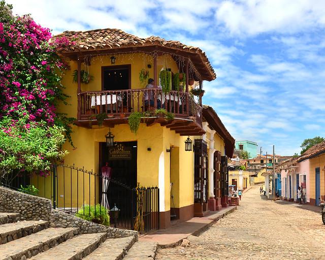 Casa particular en las calles de Trinidad