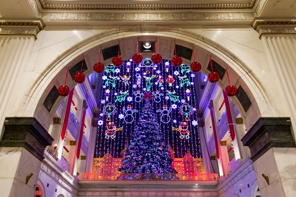 macys christmas light show by joscelyn_p