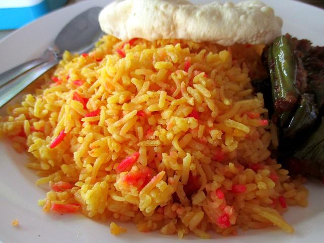 Sri Pelita nasi bryani