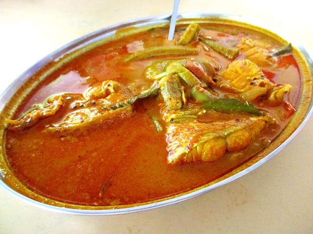 Sri Pelita Indian-style fish curry 1