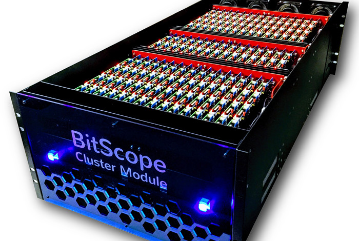 BitScope Pi Cluster Modules system
