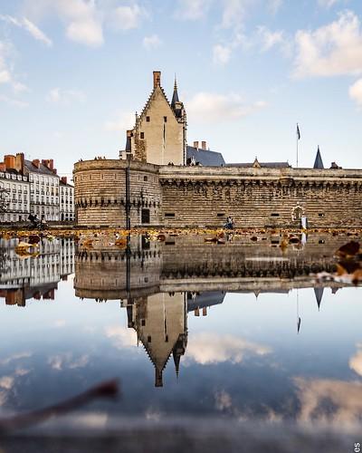 ch #Nantes deux #château pour le...