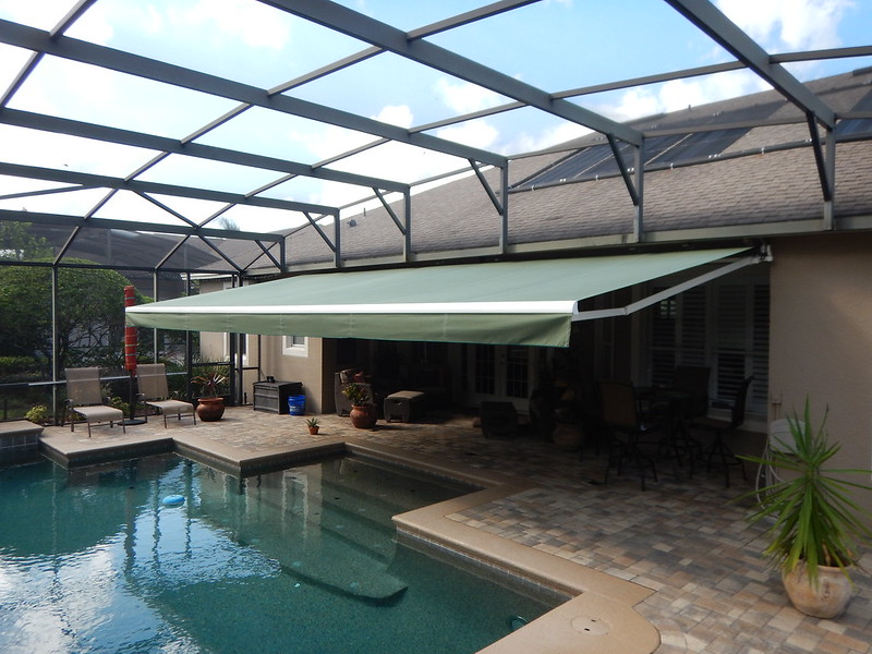 Motorized Retractable Screens And Awnings At