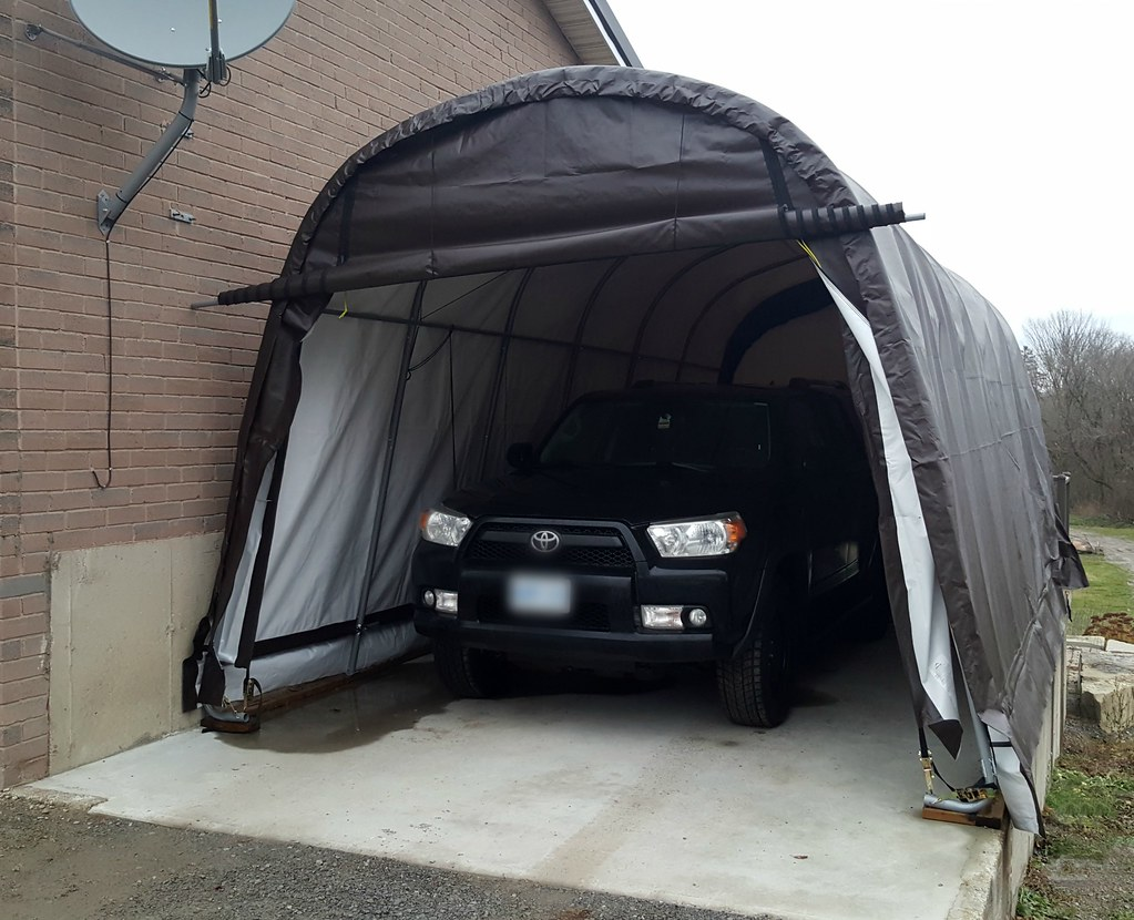 Vehicle shelter
