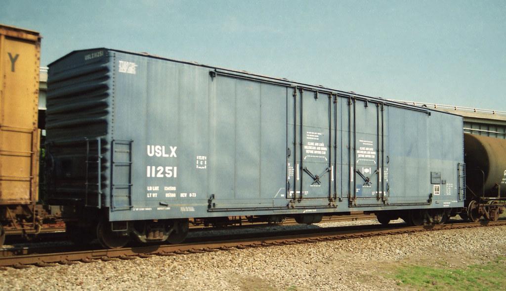 Uslx 11251 Evans 50 Interior Post Double Plug Door Box C Flickr