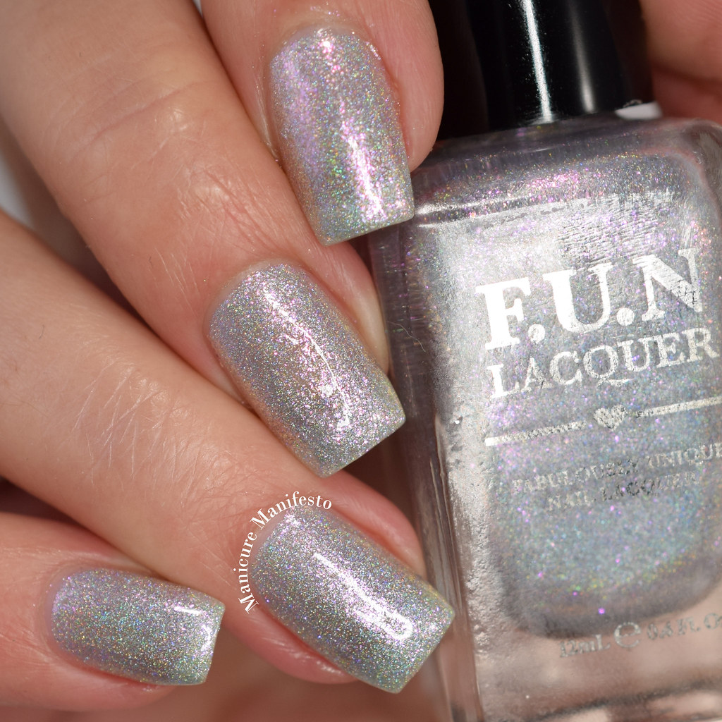 FUN Lacquer Invite Only swatch
