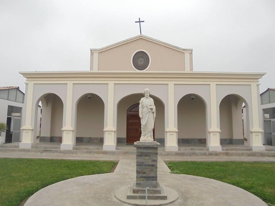 Capilla del Seminario Mayor de Lurín
