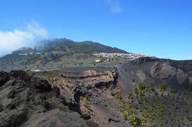 Volcan San Antonio and Fuencaliente, La Palma