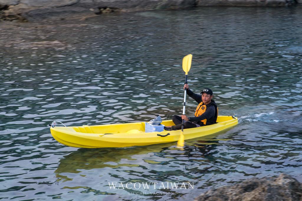 小琉球獨木舟價格