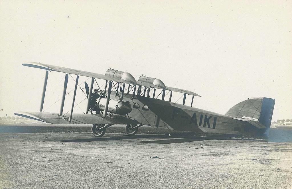 Blériot 165