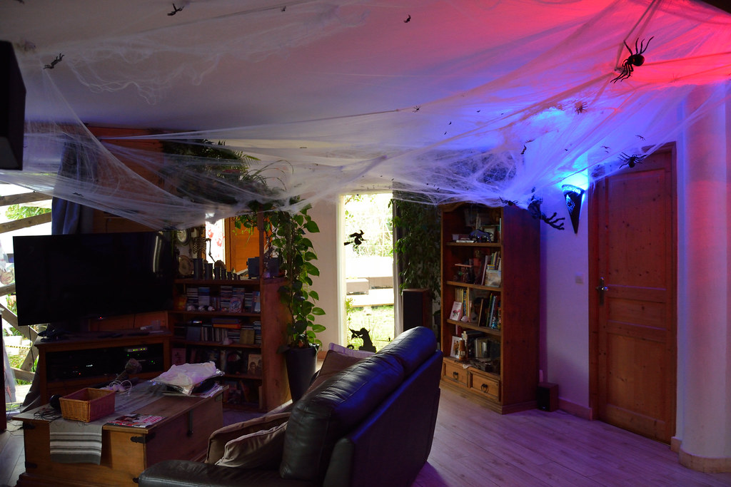 halloween 2018 decoration interieur maison 14 by david humo
