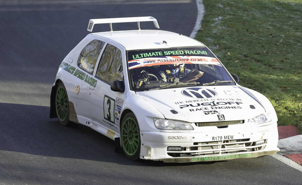 Chris West-Keith Hounslow Peugeot 306 Maxi Kit Car | Flickr