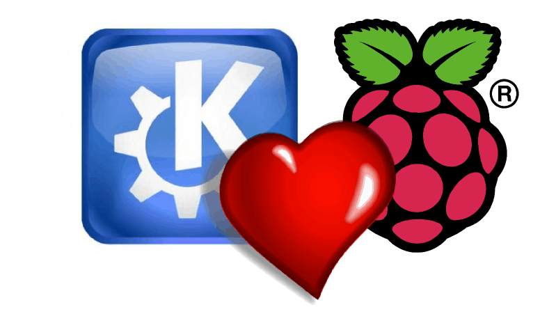 raspberry-KDE