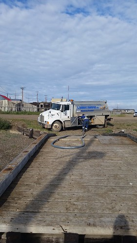 Tuk fueling at the wharf | by Sailing P & G