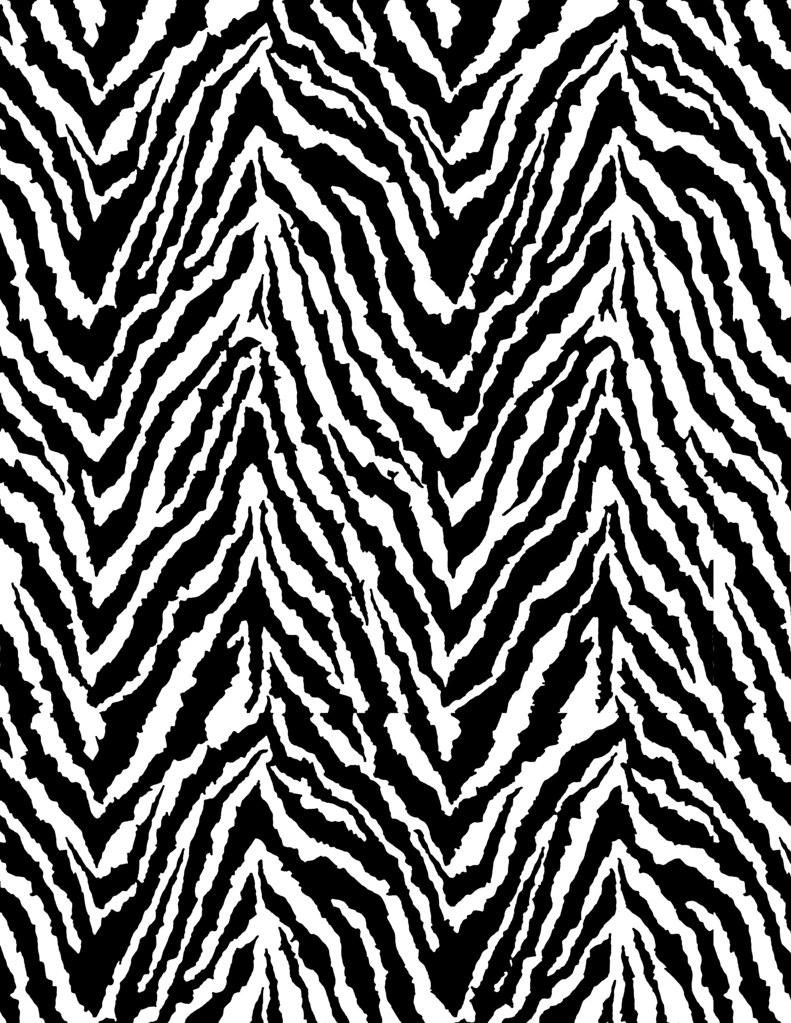 Zebra Pattern Amazing Inspiration Design