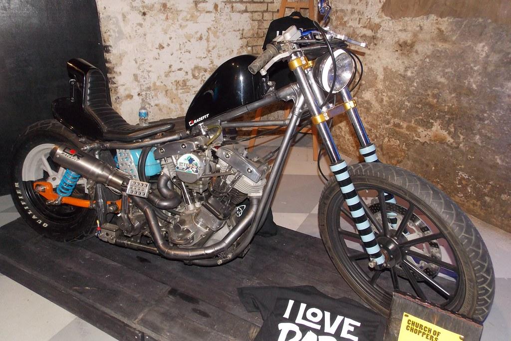 1979 Harley Davidson FLH Chopper