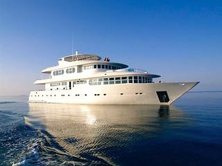 HORIZON III vida a bordo en Maldivas