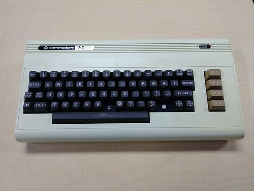 Commodore VIC20 | by sellam.ismail