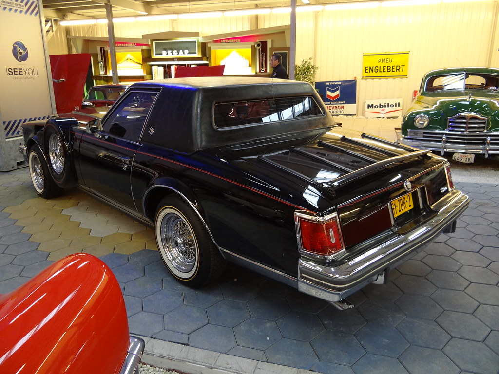1979 Cadillac Seville Grandeur Opera Coupe Skitmeister Flickr