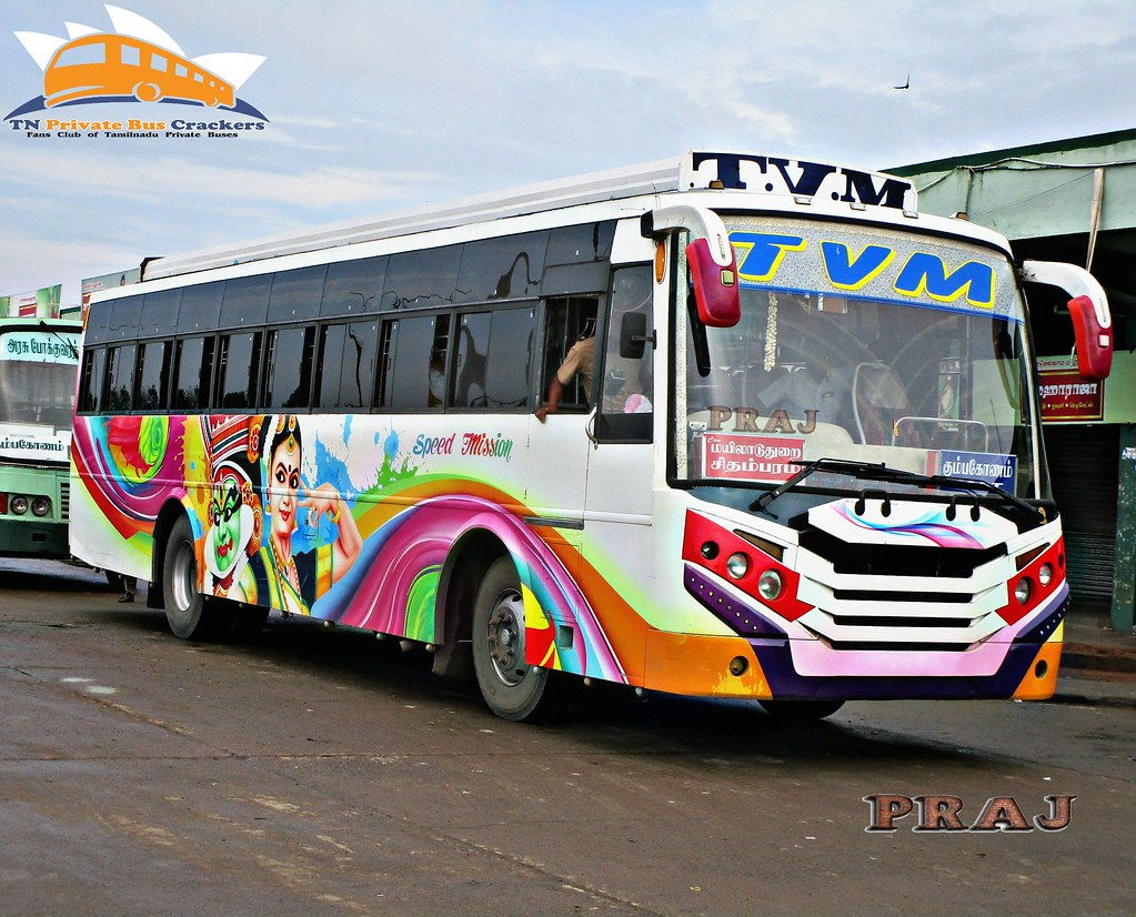 Tamil Nadu Buses - Photos & Discussion - Page 2569