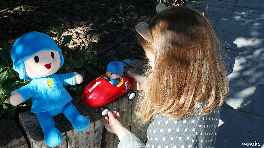 Pocoyo juguetes para niños