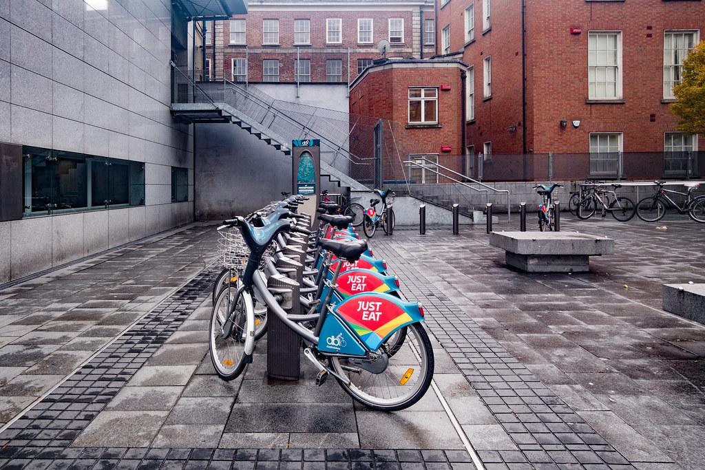 DUBLIN BIKES STATION 10 002