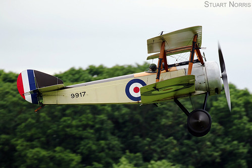 Sopwith Pup 9917 G-EBKY - The Shuttleworth Collection | by stu norris