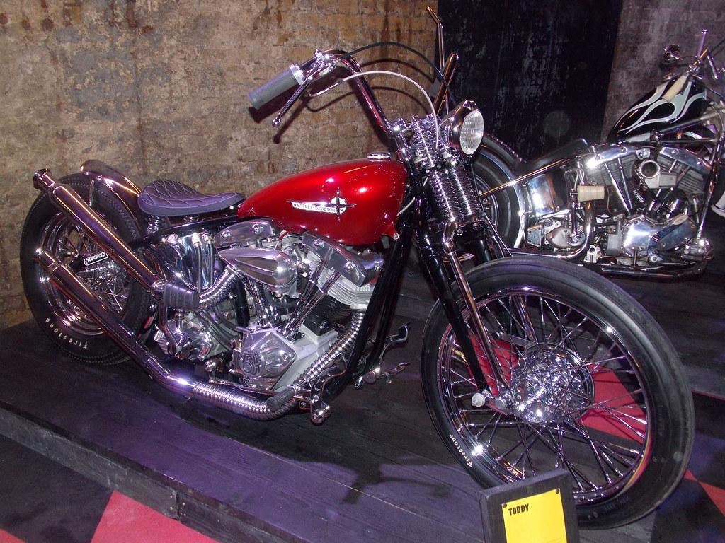 1979 Harley Davidson Shovelhead Chopper