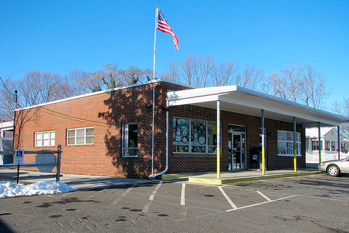 Alloway, NJ post office | by PMCC Post Office Photos