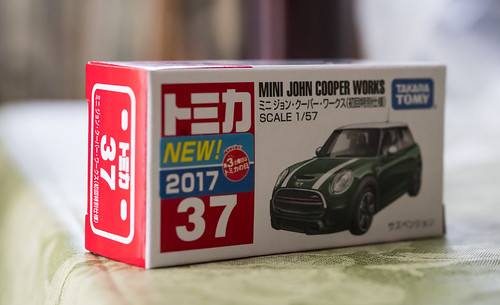 TOMICA MINI JOHN COOPER WORKS_02 | by SAIKATYO
