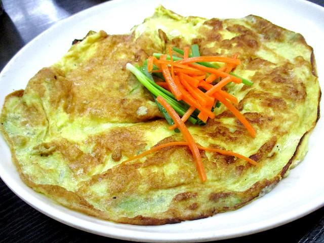 My Chef Restaurant bitter gourd omelette 1