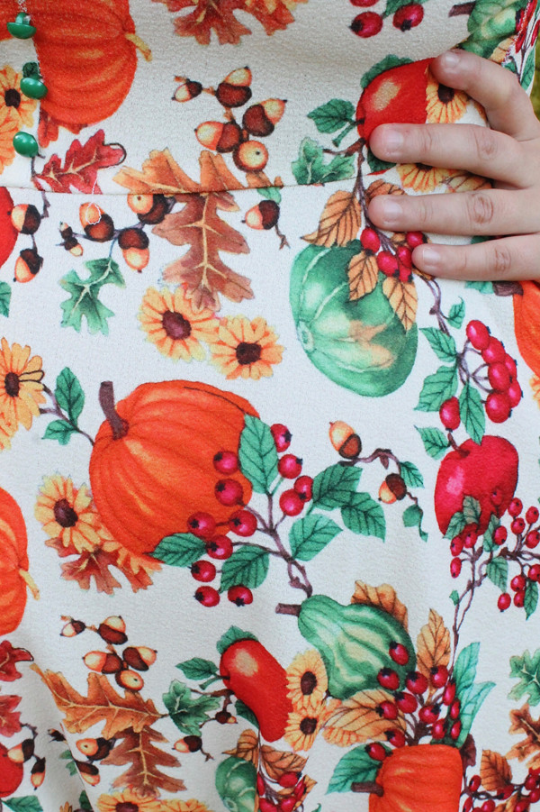 autumn dress hell bunny