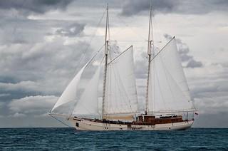 Mutiara Laut Vida a bordo Indonesia