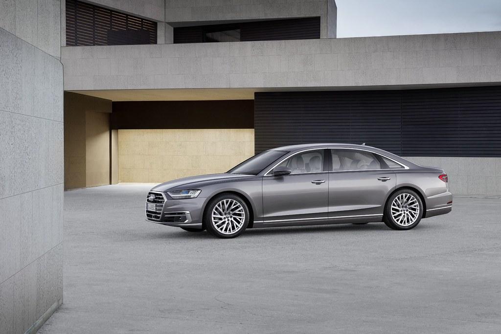 Audi A8 A8l 2018 Audi A8 A8l 2018 Saud Al Olayan Flickr