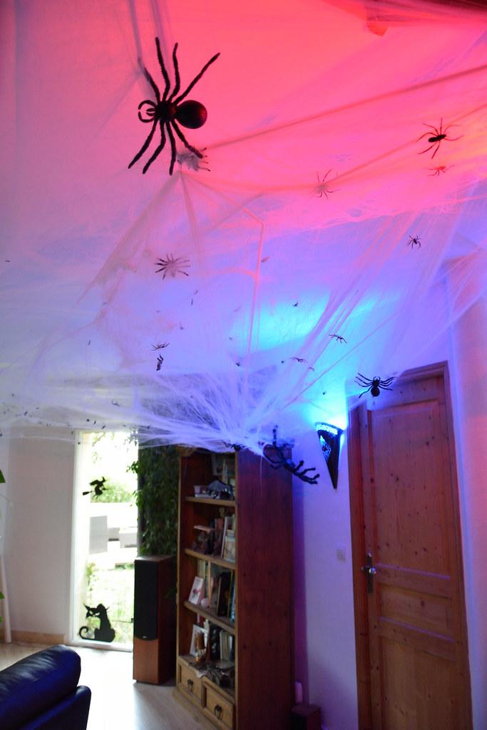 halloween 2018 decoration interieur maison 17 by david humo
