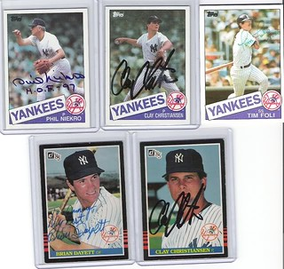 TTM Yankees 43 | by dannysecrist