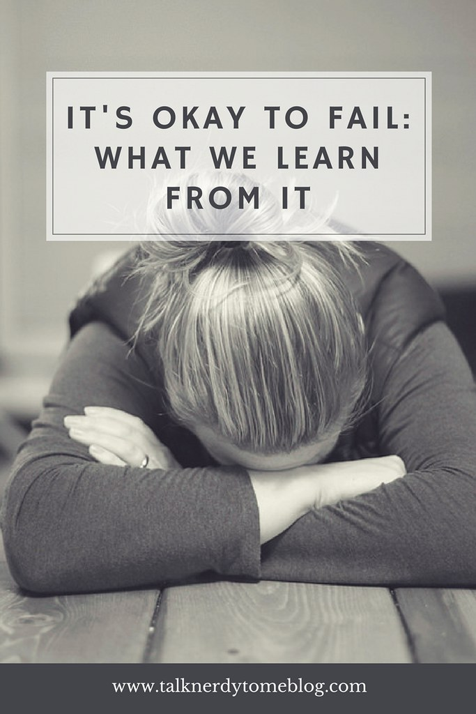 What we learn from our failure