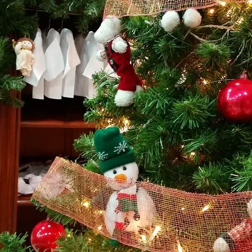 december Preparant el Nadal a Nins 😍...