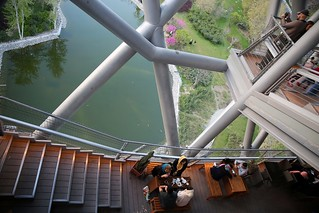 Diba Tensile Architecture - Tabiat Pedestrian Bridge - Photo 19 | by 準建築人手札網站 Forgemind ArchiMedia