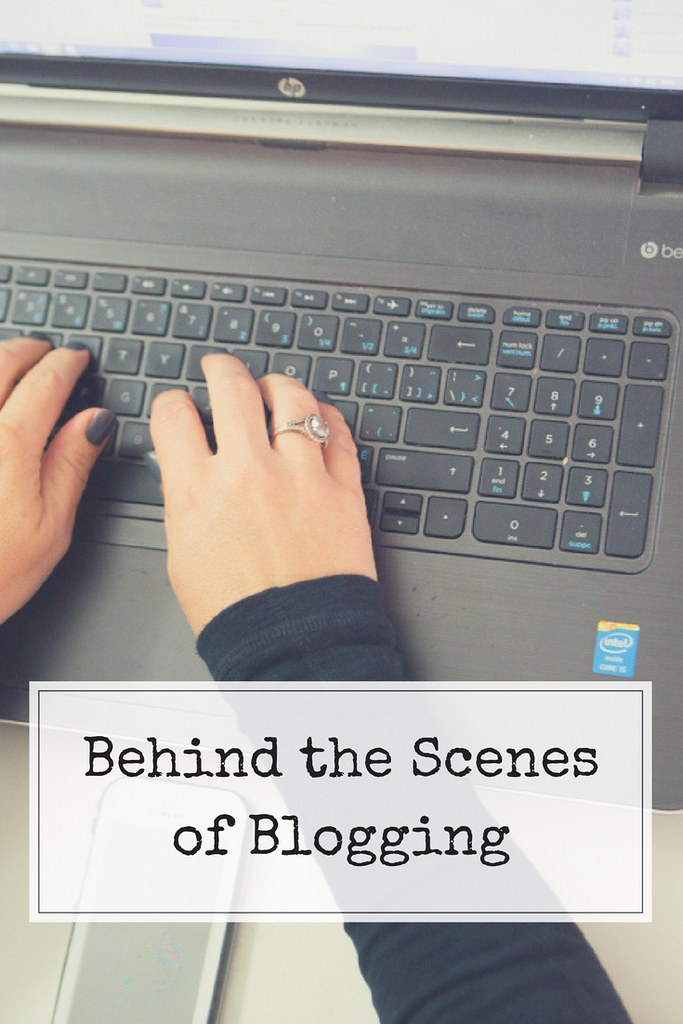 What is involved with the proccess of blogging? How do you write content and then get it out there? This is a behind-the-scenes look at it.