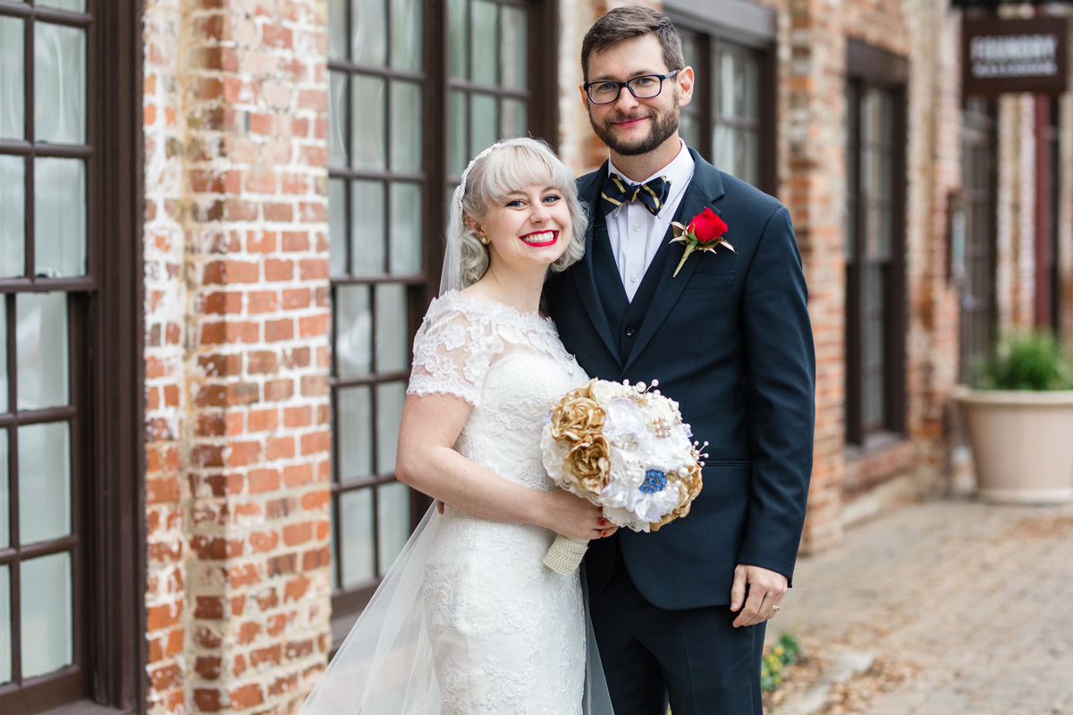 Petite Panoply Wedding - Photo by Garter and Whiskey